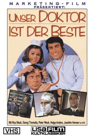 Unser Doktor ist der Beste [VHS]