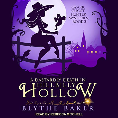 Couverture de A Dastardly Death in Hillbilly Hollow