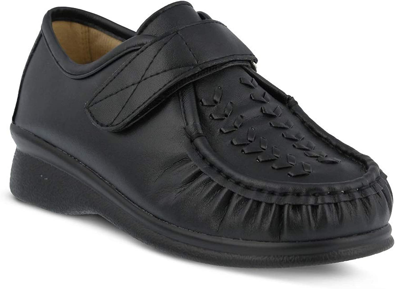 Spring Step Women's Elieen shoes   color Black   Leather shoes
