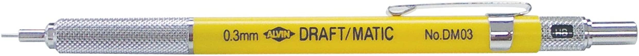 Alvin, Draft-Matic Mechanical Pencil, 0.3mm