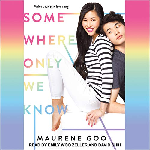 Somewhere Only We Know audiobook cover art