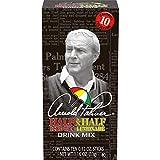 Arizona Arnold Palmer Iced Tea Lemonade Powdered Drink Mix Sticks, 10 ct. Box (Pack of 12)