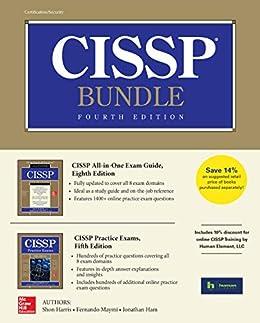 CISSP Bundle, Fourth Edition by [Shon Harris, Fernando Maymi, Jonathan Ham]