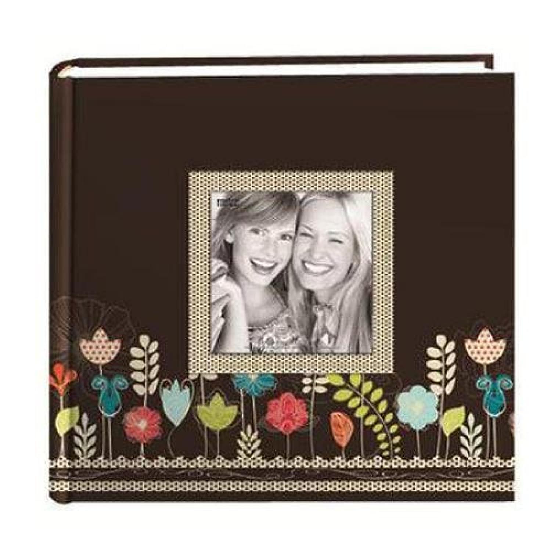 Pioneer Designer Raised Frame Photo Album, Holds 200 4x6