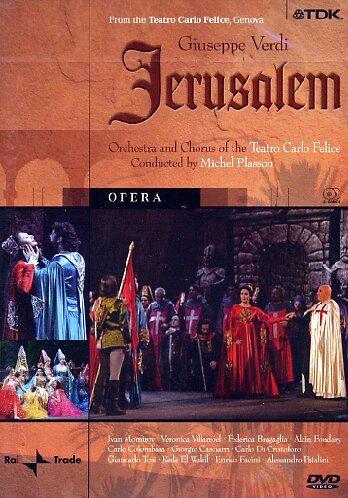 Verdi, Giuseppe - Jerusalem (2 DVDs)