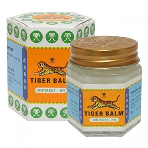 Baume du tigre Blanc Original soulage Migraines et muscles (30gr)