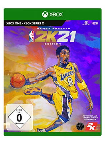 NBA 2K21 Legend Edition - [Xbox One]