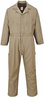Suw - Dubai Workwear Coverall Boilersuit - Khaki - M