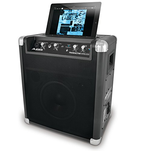 Alesis TransActive Wireless Portabler Bluetooth Lautsprecher