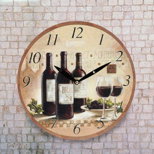 Reloj de Pared D´Vino