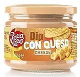 Poco Loco, Salsa para untar (Dip con queso) - 6 de 300 gr. (Total 1800 gr.)