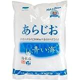青い海 沖縄の海水塩 青い海 あらじお 1kg