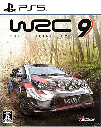 PS5版 WRC9 FIA ワールドラリーチャンピオンシップ