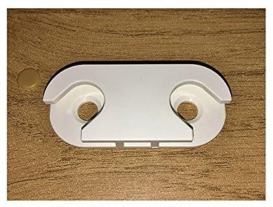 Bisagra de reparación para armario de zapatos IKEA STALL & HEMNES almacenamiento, armario, estantes, cajones