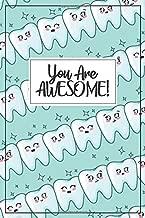 Dental Gift - Tooth Journal: dentist gift, dental hygenist gift, dental assistant gift, dental hygienist gift, dental hygiene gift, dental technician ... gift, dental notebook, dental journal
