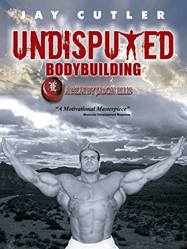 Jay Cutler Undisputed Bodybuilding product image