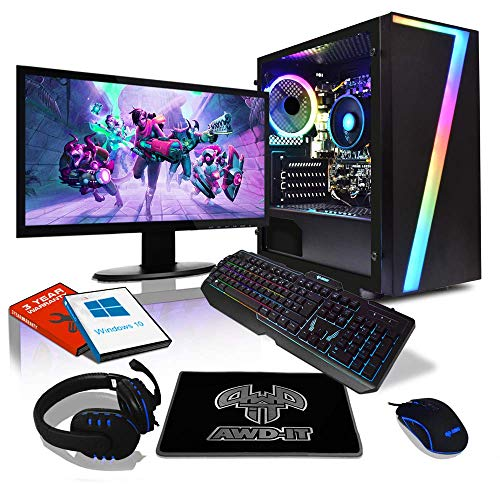 AWD-IT Ensemble PC de Bureau de ...