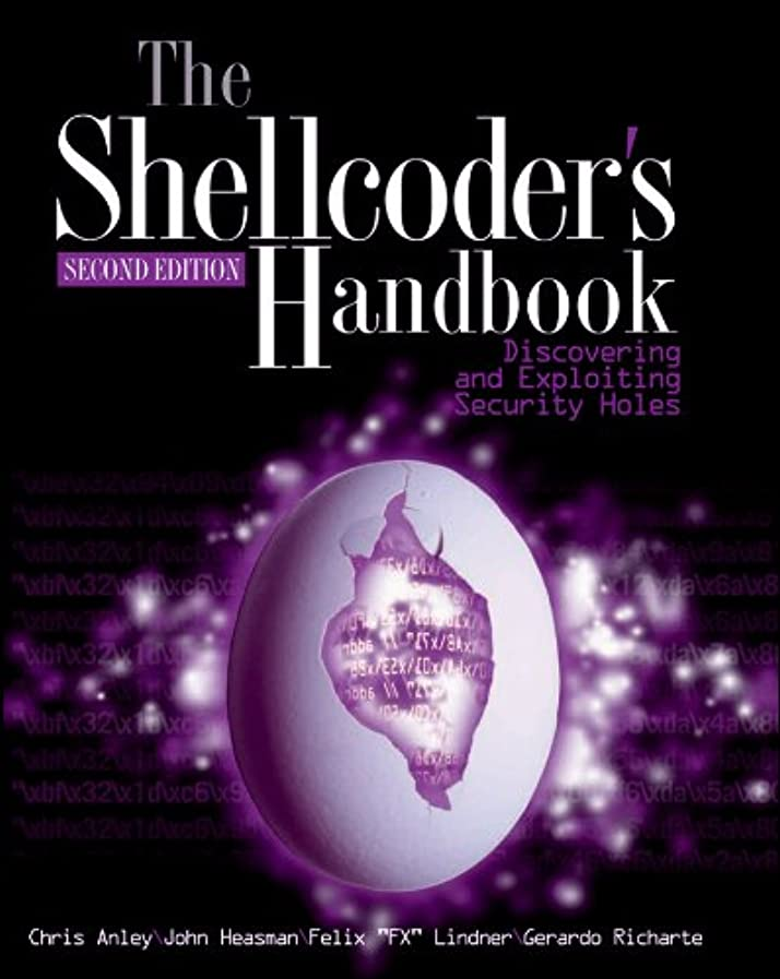 手がかりチャートめるThe Shellcoder's Handbook: Discovering and Exploiting Security Holes (English Edition)