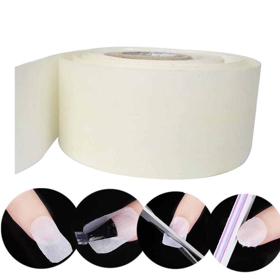 記述する錆びカスタムslQinjiansavネイルアート&ツールテープ1ロール自己接着シルクネイルラップテープ保護ステッカーマニキュアDIYツール
