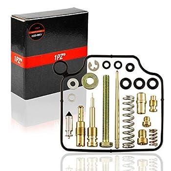 1PZ H35-RK1 Carburetor Rebuild Kit Repair Replacement for Honda TRX350 Rancher 350 2004 2005 2006 Carb