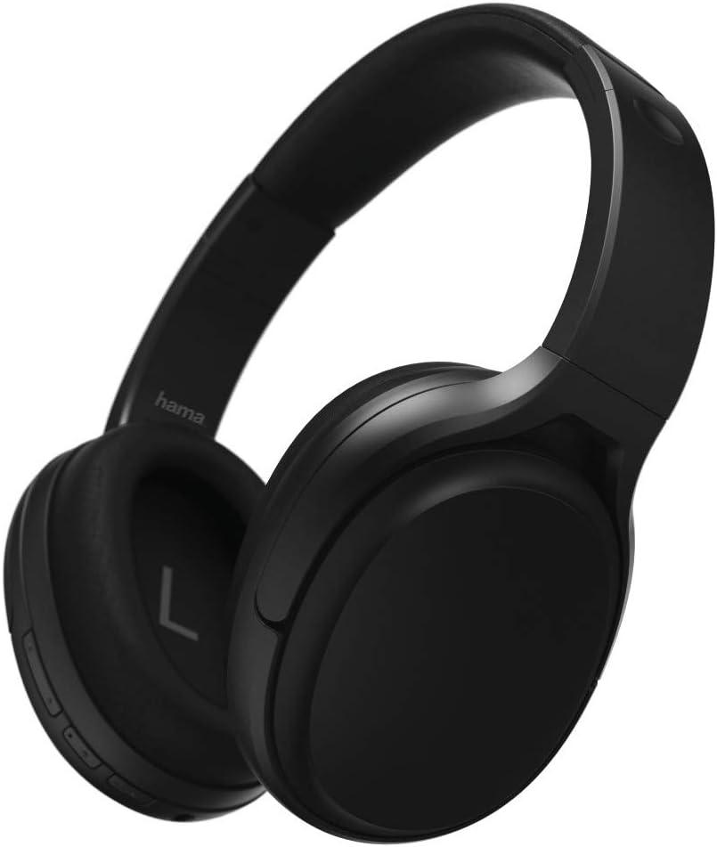 Hama Bluetooth Kopfhörer Kabelloses Noise Cancelling Headset