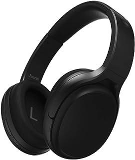 Hama Bluetooth hoofdtelefoon (draadloze ruisonderdrukking headset, over-ear oortelefoon met microfoon, hoofdtelefoon voor ...