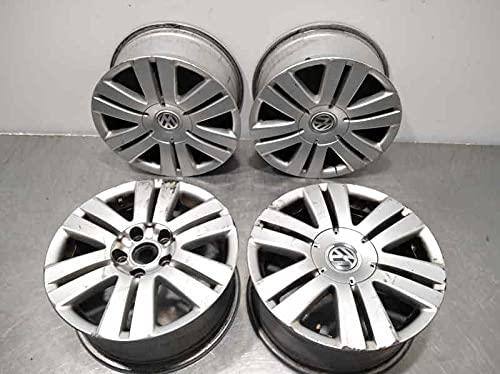 Llanta Volkswagen Eos (1f7) 5 TORNILLOS16 PULGADAS 4 UNIDADES (usado) (id:galap1034523)
