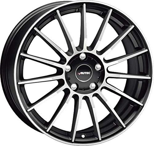 Autec Llantas Lamera 8.0x19 ET30 5x112 SWMP para Audi A4 A5 A6 A7 A8 Q3 Q5 RS 4 RS Q3 S4 S5 S6 S7 S8 SQ5
