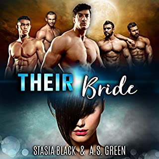 Their Bride audiobook cover art