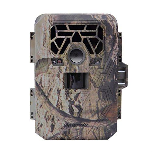 Trail Camera, Bestguarder Game Life Sercurty Wildlife Digital Camera with HD 12 MP 1080P 36PCS IR...