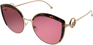 FENDI womens FF 0290/S Sunglasses