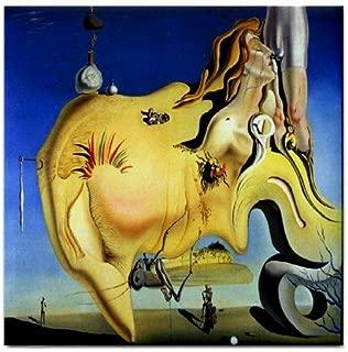 Le Grand By Salvador Dali Tile Trivet