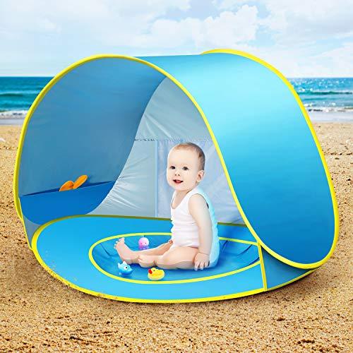 classifica tende neonati spiaggia