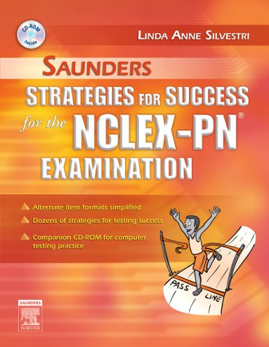 Saunders Strategies for Success for the NCLEX-PN (R) Examination (Saunders Strategies for Success for the Nclex-pn Exami