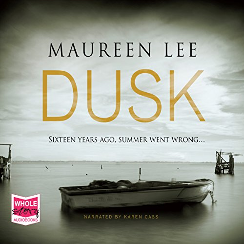 Dusk audiobook cover art