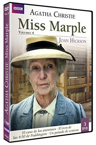 Miss Marple - Vol. 4 (1985-1987) [DVD]
