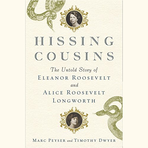 Hissing Cousins audiobook cover art