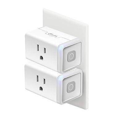 Kasa Plug Lite Enchufe inteligente WiFi , HS103P2