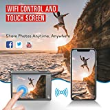 Zoom IMG-1 campark x20 action cam hd