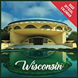 Calendar 2022 Wisconsin: Wisconsin Official 2022 Monthly Planner, Square Calendar with 19 Exclusive Wisconsin Photoshoots from July 2021 to December 2022