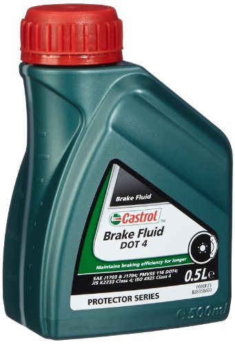 Castrol Brake Fluid DOT 4 - 500mL Flasche