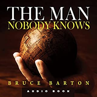 The Man Nobody Knows audiobook cover art