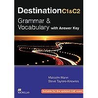 Destination C1 & C2 Grammar and Vocabulary. Student