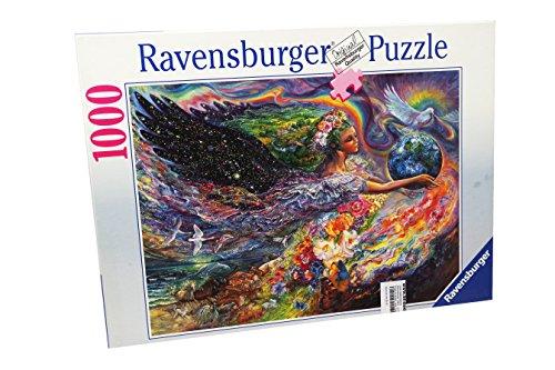 Ravensburger Puzzle - Josephine Wall: Engel auf Erden, 1000 Teile
