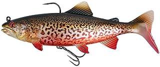 Esche e insetti Esche di plastica tutti i colori 4 pesci in gomma Fox Rage Rip Shaker pesce in gomma 12 cm