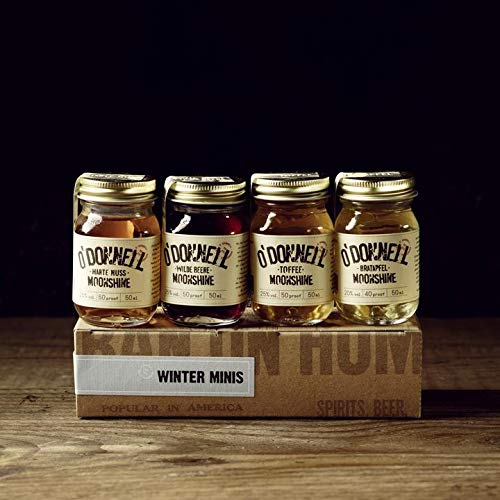 O'Donnell Moonshine - Winter-Set Mini Moonshine