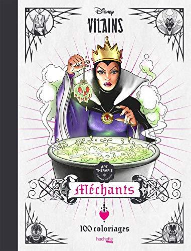 Art-thérapie Disney Méchants