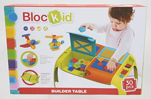 BLOC KID - Table De Construction 30 Blocs