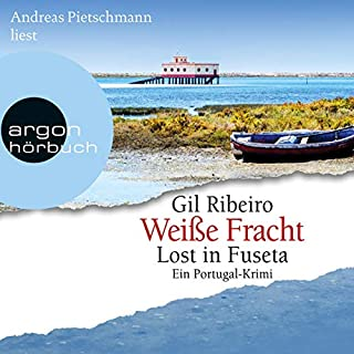 Weiße Fracht. Ein Portugal-Krimi Titelbild