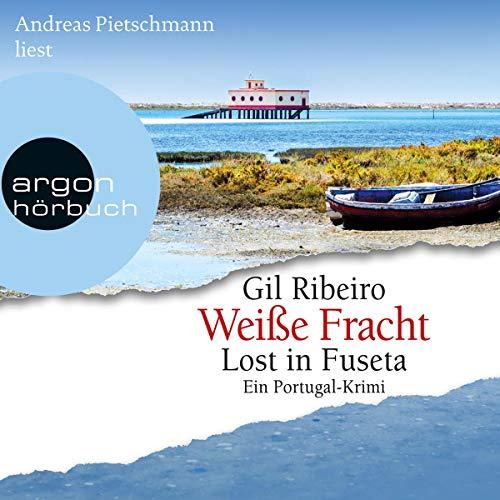 Weiße Fracht. Ein Portugal-Krimi cover art